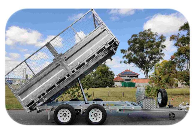 3 Way Hydraulic Tipper Trailer, Macksville, NSW