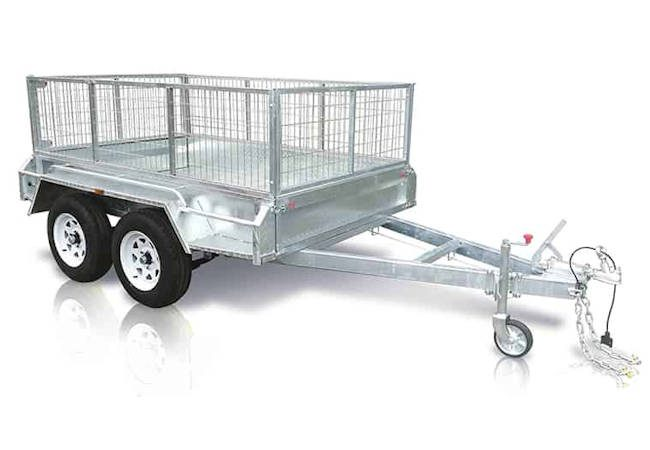 8x5 Tandem Dual Axle Trailer from Midway Trailers, Macksville NSW