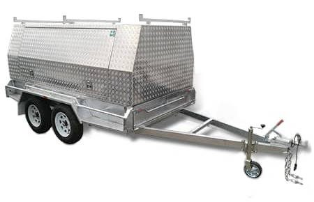 8x5 Tradesman Dual Axle Trailer for sale, Midway Trailers, Macksville