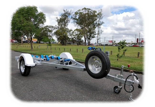 Single Axle Trailers for sale from Midway Trailer Sales, Macksville