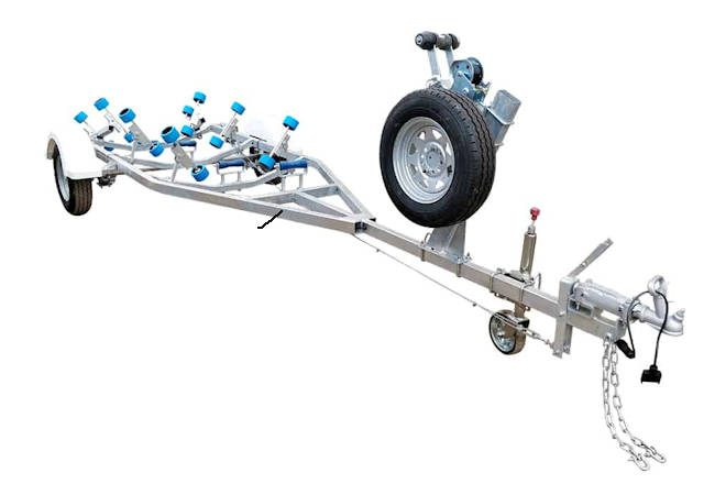 Single Axle Boat Trailer 1,400 kg rating