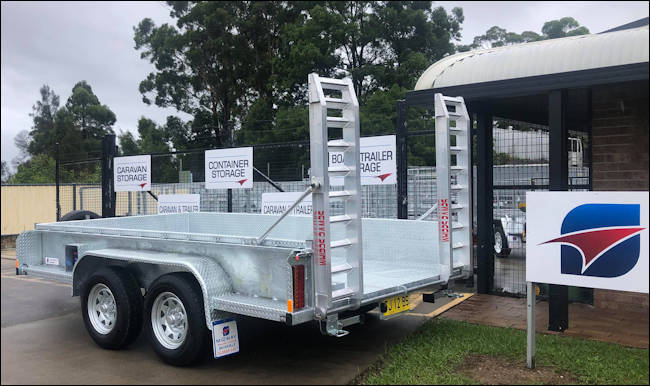 Custom Tandem Trailers Available from Midway Trailers in Macksville, NSW Mid North Coast